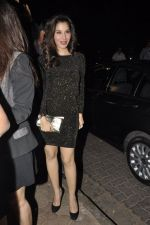 Sophie Chaudhary at Bunty Walia_s wedding reception bash in Olive on 28th Dec 2012 (48).JPG