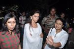 Deepika Padukone at the peace march for the Delhi victim in Mumbai on 29th Dec 2012 (183).JPG