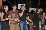 Ehsaan Noorani at the peace march for the Delhi victim in Mumbai on 29th Dec 2012 (256).JPG