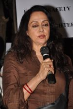 Hema Malini at the peace march for the Delhi victim in Mumbai on 29th Dec 2012 (249).JPG