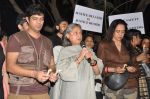 Hema Malini at the peace march for the Delhi victim in Mumbai on 29th Dec 2012 (251).JPG