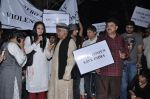 Javed AKhtar at the peace march for the Delhi victim in Mumbai on 29th Dec 2012 (168).JPG