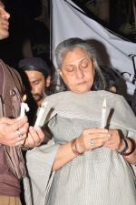 Jaya Bachchan at the peace march for the Delhi victim in Mumbai on 29th Dec 2012 (251).JPG