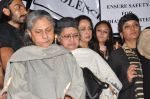 Jaya Bachchan at the peace march for the Delhi victim in Mumbai on 29th Dec 2012 (254).JPG