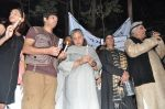 Jaya Bachchan, Shabana Azmi, Tisca Chopra, Javed Akhtar at the peace march for the Delhi victim in Mumbai on 29th Dec 2012 (249).JPG