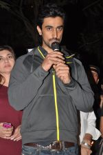 Kunal Kapoor at the peace march for the Delhi victim in Mumbai on 29th Dec 2012 (276).JPG