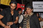 Ranveer Singh at the peace march for the Delhi victim in Mumbai on 29th Dec 2012 (213).JPG