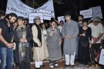 Shabana Azmi, Javed AKhtar at the peace march for the Delhi victim in Mumbai on 29th Dec 2012 (178).JPG