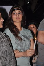 Sonali Bendre at the peace march for the Delhi victim in Mumbai on 29th Dec 2012 (223).JPG