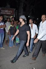 Sonu Nigam at the peace march for the Delhi victim in Mumbai on 29th Dec 2012 (184).JPG