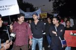 Vaibhavi Merchant, Ritesh Sidhwani at the peace march for the Delhi victim in Mumbai on 29th Dec 2012 (159).JPG