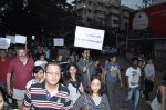 at the peace march for the Delhi victim in Mumbai on 29th Dec 2012 (151).JPG