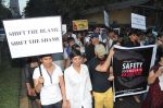 at the peace march for the Delhi victim in Mumbai on 29th Dec 2012 (194).JPG