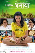 Listen ... Amaya Movie Poster.jpg