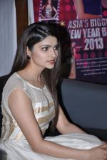 Prachi Desai at Country Club new year_s bash press meet in Andheri, Mumbai on 30th Dec 2012 (53).JPG