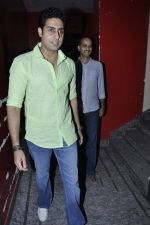 Abhishek Bachchan at Balak Palak premiere hosted by Reitesh Deshmukh in PVR, Mumbai on 2nd Jan 2013 (73).JPG