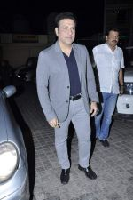 Govinda at Balak Palak premiere hosted by Reitesh Deshmukh in PVR, Mumbai on 2nd Jan 2013 (18).JPG