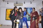 Manisha Kelkar at Sunita Wadhwan art event in Jehangir art gallery on 2nd Jan 2013 (10).JPG