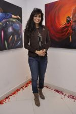 Manisha Kelkar at Sunita Wadhwan art event in Jehangir art gallery on 2nd Jan 2013 (15).JPG