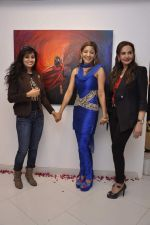 Manisha Kelkar at Sunita Wadhwan art event in Jehangir art gallery on 2nd Jan 2013 (19).JPG