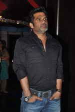 Sunil Shetty at Balak Palak premiere hosted by Reitesh Deshmukh in PVR, Mumbai on 2nd Jan 2013 (168).JPG