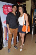 hussain kuwajerwala, Tina kuwajerwala at Balak Palak premiere hosted by Reitesh Deshmukh in PVR, Mumbai on 2nd Jan 2013 (105).JPG