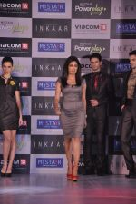 Chitrangada Singh promotes Inkaar at Powerplay by Mistair fashion show in Taj Land_s End, Mumbai on 3rd Jan 2013 (17).JPG