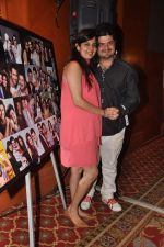 Dabboo Ratnani, Manisha Ratnani at the Preview of Dabboo Ratnani_s calendar in J W Marriott, Mumbai on 4th Jan 2013 (17).JPG
