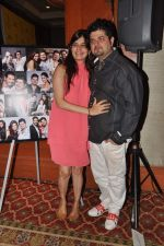 Dabboo Ratnani, Manisha Ratnani at the Preview of Dabboo Ratnani_s calendar in J W Marriott, Mumbai on 4th Jan 2013 (30).JPG