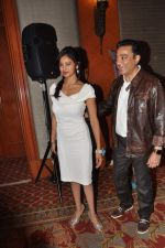 Kamal Haasan, Pooja Kumar at Vishwaroop promotions with Videocon in J W Marriott, Mumbai on 4th Jan 2013 (3).JPG