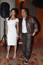 Kamal Haasan, Pooja Kumar at Vishwaroop promotions with Videocon in J W Marriott, Mumbai on 4th Jan 2013 (5).JPG