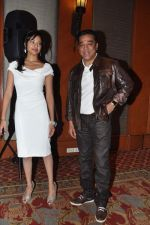 Kamal Haasan, Pooja Kumar at Vishwaroop promotions with Videocon in J W Marriott, Mumbai on 4th Jan 2013 (7).JPG