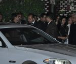 Anil Ambani at Ambani_s annual bash in Antilla, Mumbai on 5th Jan 2013 (152).JPG