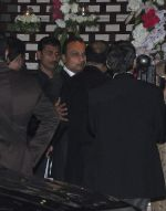 Anil Ambani at Ambani_s annual bash in Antilla, Mumbai on 5th Jan 2013 (153).JPG