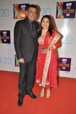 Boman Irani at Zee Awards red carpet in Mumbai on 6th Jan 2013 (79).JPG