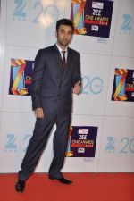 Ranbir Kapoor at Zee Awards red carpet in Mumbai on 6th Jan 2013 (179).JPG