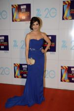 Sophie Chaudhary at Zee Awards red carpet in Mumbai on 6th Jan 2013,1 (52).JPG