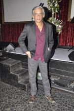 Sudhir Mishra at Vagina Monologues Charity dinner in Canvas, Mumbai on 6th Jan 2013 (27).JPG