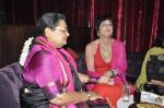 Usha Uthup at Vagina Monologues Charity dinner in Canvas, Mumbai on 6th Jan 2013 (15).JPG