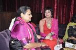 Usha Uthup at Vagina Monologues Charity dinner in Canvas, Mumbai on 6th Jan 2013 (18).JPG