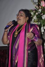 Usha Uthup at Vagina Monologues Charity dinner in Canvas, Mumbai on 6th Jan 2013 (54).JPG