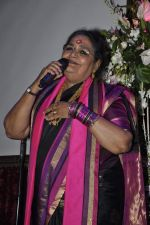 Usha Uthup at Vagina Monologues Charity dinner in Canvas, Mumbai on 6th Jan 2013 (56).JPG