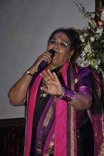 Usha Uthup at Vagina Monologues Charity dinner in Canvas, Mumbai on 6th Jan 2013 (58).JPG