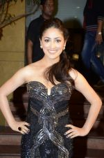 Yami Gautam at Zee Awards red carpet in Mumbai on 6th Jan 2013,1 (50).JPG