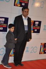 at Zee Awards red carpet in Mumbai on 6th Jan 2013 (36).JPG