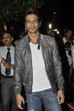 Arjun Rampal at Dabboo Ratnani Calendar launch in Olive, Bandra, Mumbai on 8th Jan 2013 (20).JPG