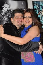 Dabboo Ratnani, Manisha Ratnani at Dabboo Ratnani Calendar launch in Olive, Bandra, Mumbai on 8th Jan 2013 (2).JPG