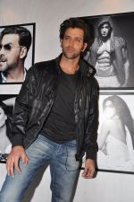 Hrithik Roshan at Dabboo Ratnani Calendar launch in Olive, Bandra, Mumbai on 8th Jan 2013 (24).JPG
