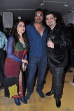 Lucky Morani, Mohammed Morani at Dabboo Ratnani Calendar launch in Olive, Bandra, Mumbai on 8th Jan 2013 (146).JPG