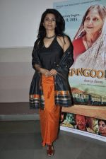 Mita Vashisht at the Special screening of NFDC_s Gangoobai in NFDC, Worli Mumbai on 8th Jan 2013 (9).JPG